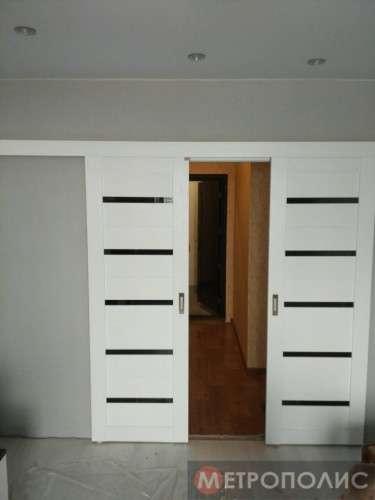 Раздвижные и двойные двери