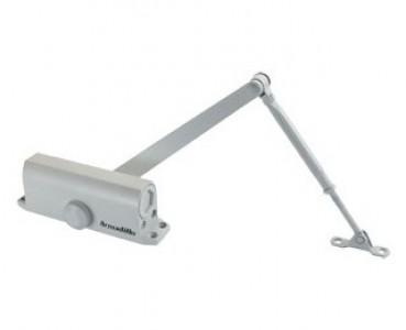 Доводчик дверной морозостойкий LY2 65 кг (белый)
