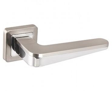 Ручка раздельная ICE XM SN/CP-3 матовый никель/хром