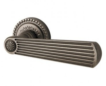 Ручка раздельная Romeo CL3-AS-9 Античное серебро