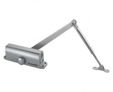 Доводчик дверной морозостойкий LY4 85 кг (алюминий)