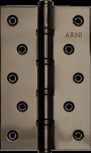 Дверная Петля врезная универсальная Arni 125*75*2.5 BN