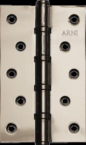 Дверная Петля врезная универсальная Arni 125*75*2.5 CP