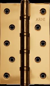 Дверная Петля врезная универсальная Arni 125*75*2.5 PB