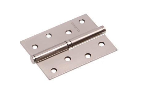 Петля дверная PRO-4 SN-L матовый никель, левая