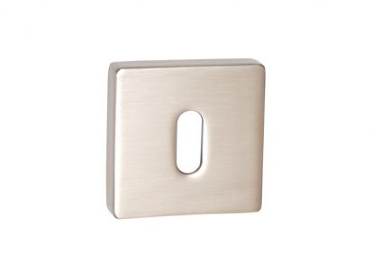Накладка SYSTEM PS SQ NBMX брашированный матовый никель