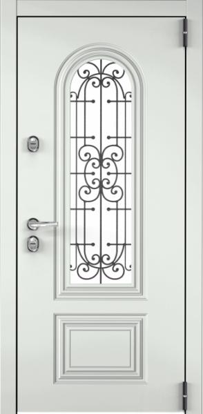 Torex SNEGIR COTTAGE 02 RAL 9016 белый / Белый (арт. КТ Белый)