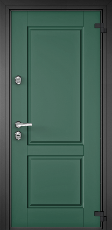 Torex DOMANI 100 ЛКП Зеленый изумруд / Белый (арт. КТ Белый)