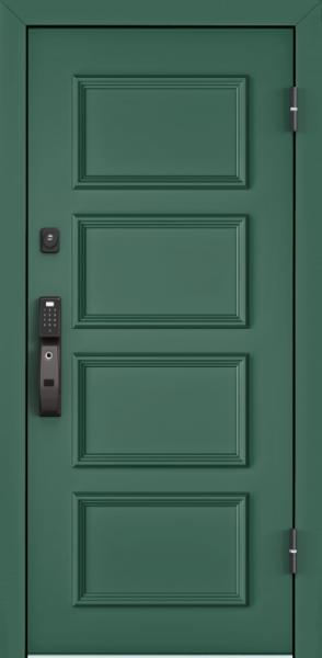 Torex CYBER ЛКП Зеленый изумруд / ЛКП глубокий чёрный