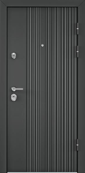 Torex ULTIMATUM-M PP Темный-пепел (арт. ПВХ Темный-пепел) / Белый (арт. КТ Белый)