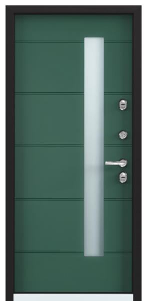Torex SNEGIR COTTAGE 03 ЛКП Зеленый изумруд / ЛКП Зеленый изумруд