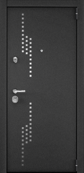 Torex SUPER OMEGA 100 Черный муар металлик / СТ Графит матовый