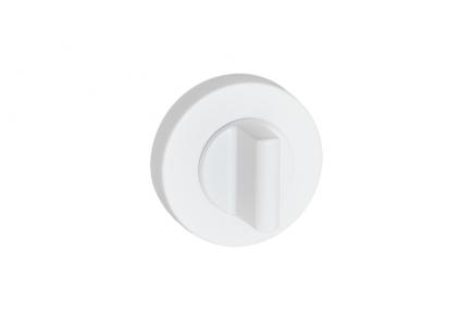 Фиксатор WC AL315 белый матовый