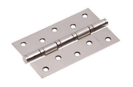 Петля дверная 5 SN-F матовый никель, универсальная