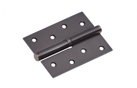 Петля дверная 4 BBN-R черный матовый никель, правая