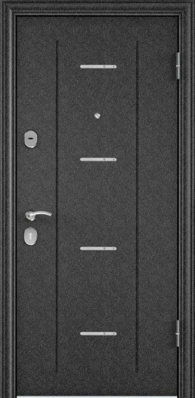 Torex DELTA-M 10 Черный шелк / Молочный шоколад (арт. ПВХ молочный шоколад)