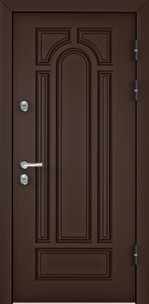 Torex SNEGIR 60 PP RAL 8017 коричневый / Орех грецкий (арт. КТ Орех грецкий)