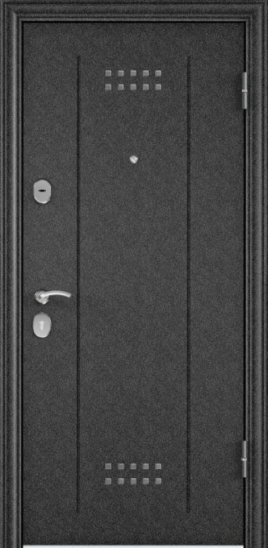 Torex DELTA-M 12 Черный шелк / ПВХ Каштан темный
