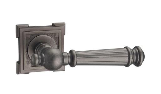 Ручка дверная Амарант AS (античное серебро)