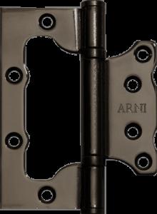 Дверная Петля накладная универсальная Arni 100*75*2.5 BN