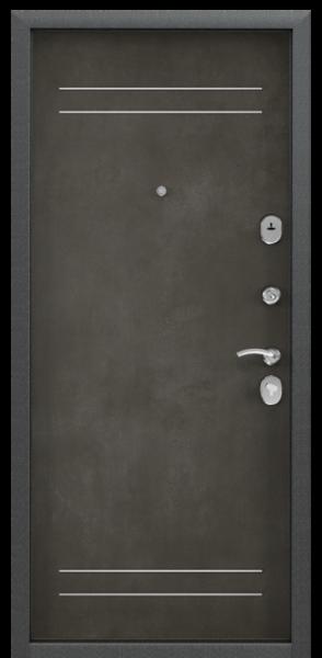 Torex DELTA-M 10 Венге (арт. ПВХ Венге) / ПВХ Бетон темный