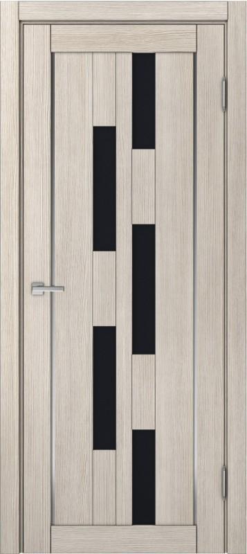 Доминика 503 - Лиственница кремовая Лакобель / лакомат черный
