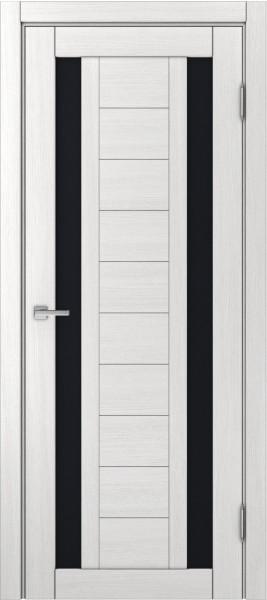 Доминика 400 - Ясень белый Лакобель / лакомат черный