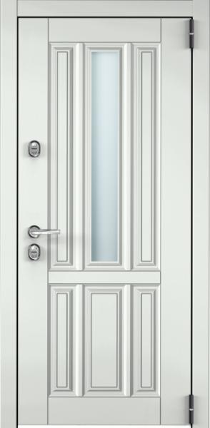Torex SNEGIR COTTAGE 01 RAL 9016 белый / RAL 9016 белый