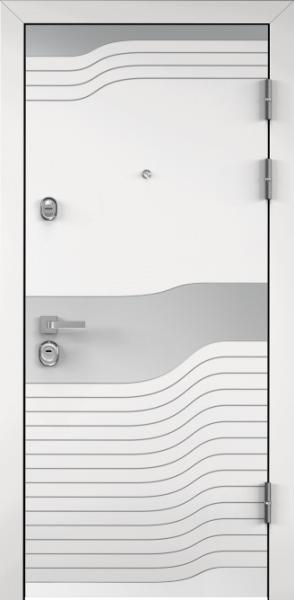 Torex PROFESSOR 4+ 02 PP Белый (арт. КТ Белый) / Венге поперечное (арт. ПВХ Венге поперечное)