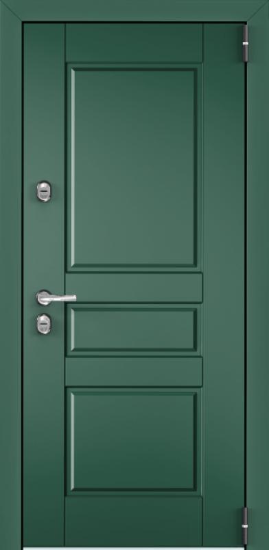 Torex SNEGIR 55 PP ЛКП Зеленый изумруд / Орех грецкий (арт. КТ Орех грецкий)
