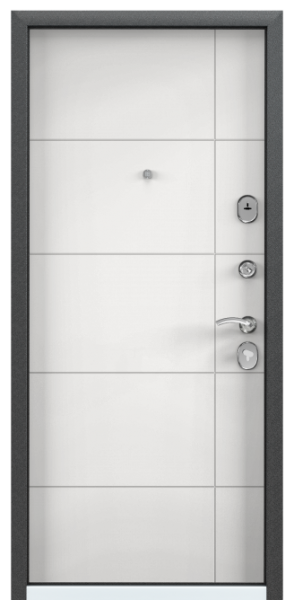 Torex DELTA-100 Черный шелк / Белый (арт. КТ Белый)