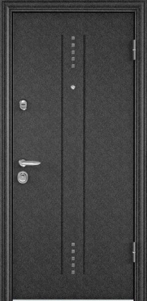 Torex SUPER OMEGA 10 Черный шелк / Белый перламутр