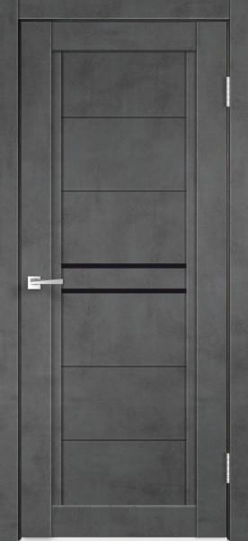 NEXT 2 Муар темно-серый