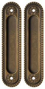 Ручка Armadillo SH010/CL OB-13 для раздвижных дверей, античная бронза