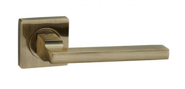 Ручка дверная Вито AB (бронза)