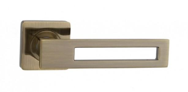 Ручка дверная Лацио AB(бронза)