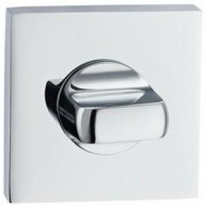 Дверная Завертка сантехническая квадратная E15 CP