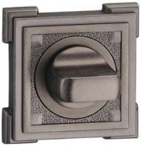 Дверная Завертка сантехническая E34 AS