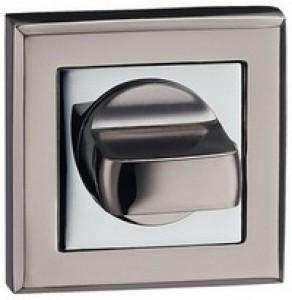 Дверная Завертка сантехническая SENAT квадратная E8 TB/CP